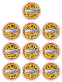 Parafina Fu Wax Warm Water (kit c/ 10)