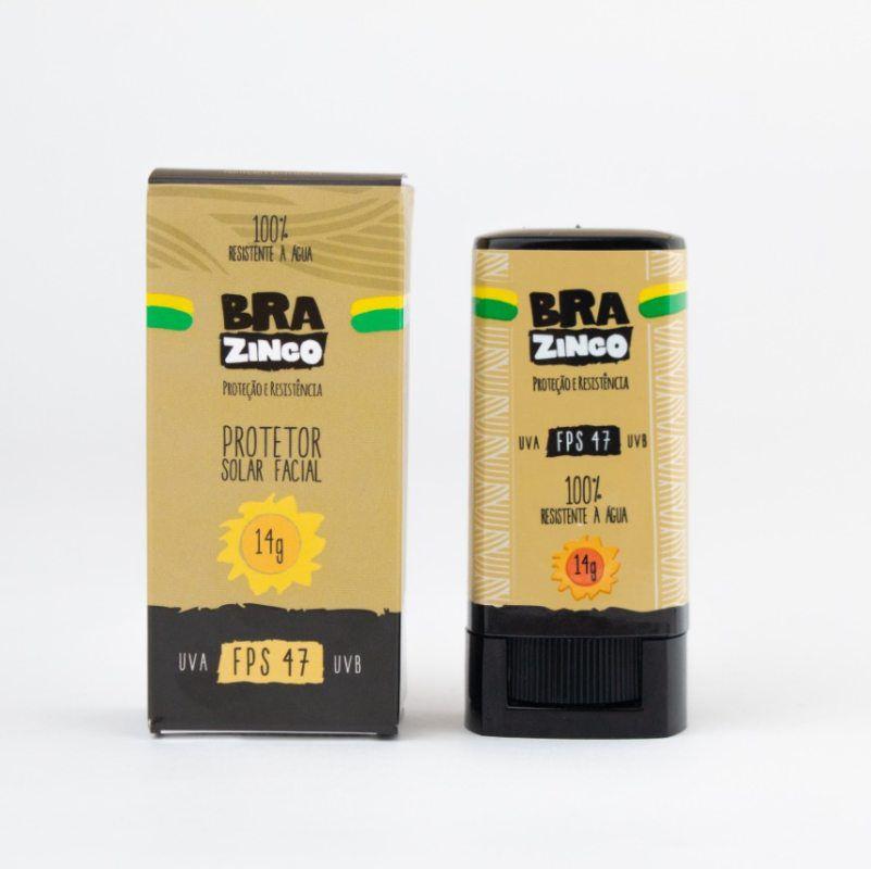 Protetor Solar para Surf Brazinco FPS 47