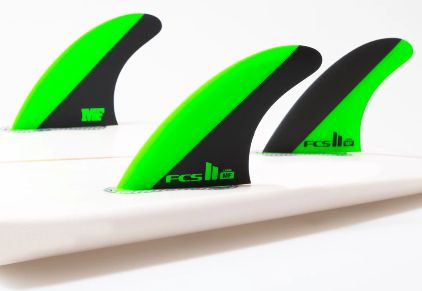Quilha FSC II Large Mick Fanning Performance Carbono