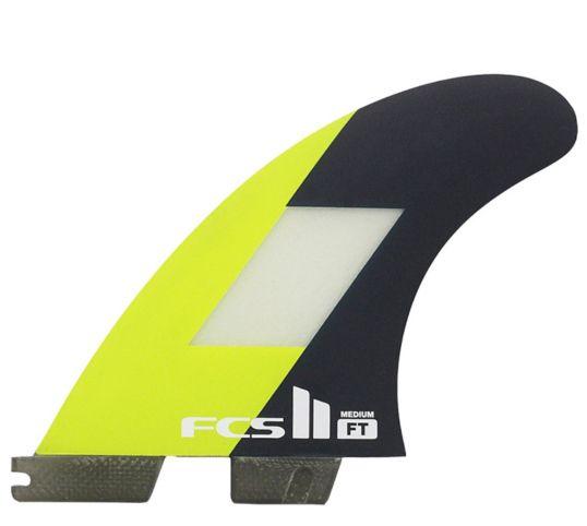 Quilha FSC II Medium Filipe Toledo Performance Carbono