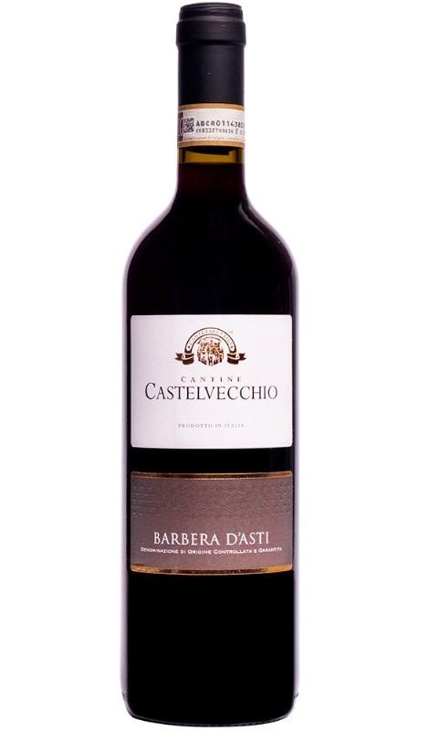 Castelvecchio Barbera D'asti DOCG