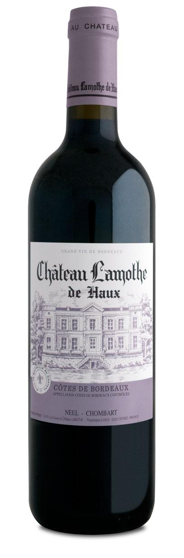 Château Lamothe de Haux - Cadillac Côtes de Bordeaux