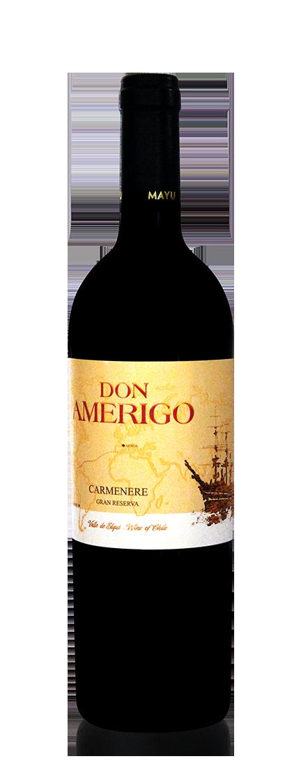 Don Amerigo Gran Reserva Carmenere