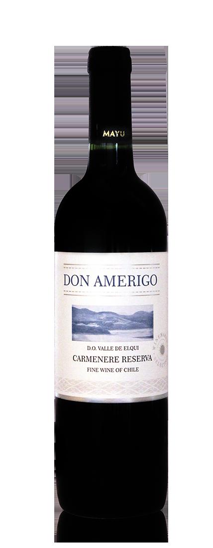 Don Amerigo Reserva Carmenere