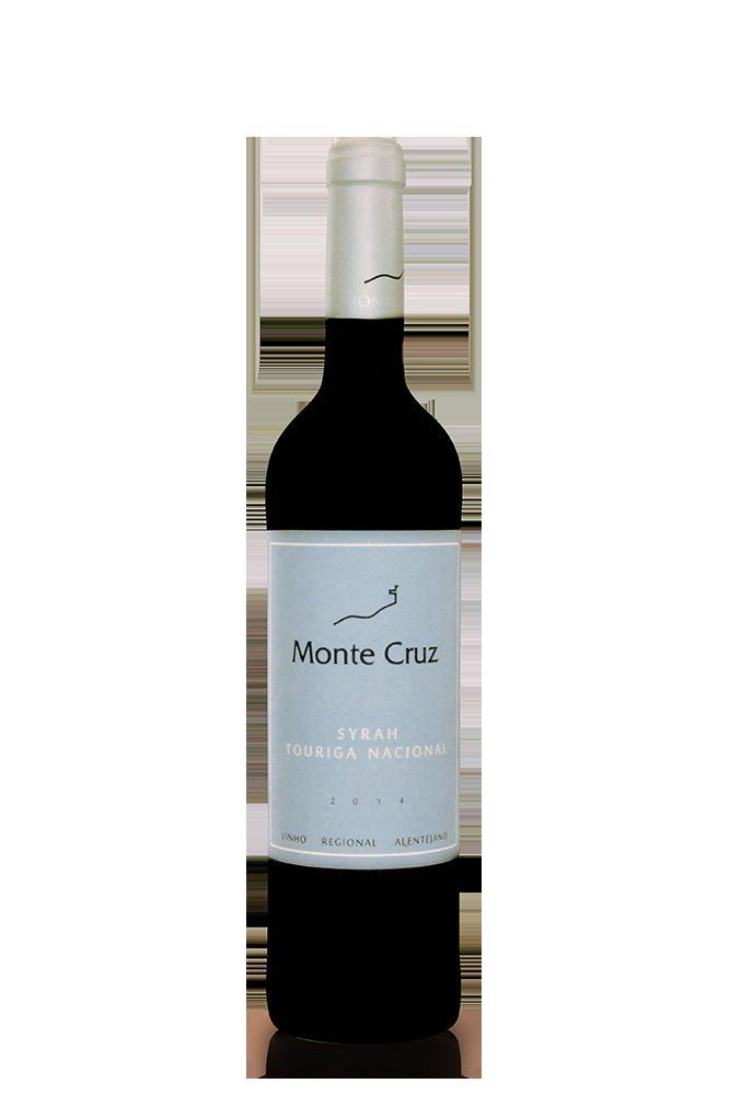 Monte Cruz - Syrah e Touriga Nacional