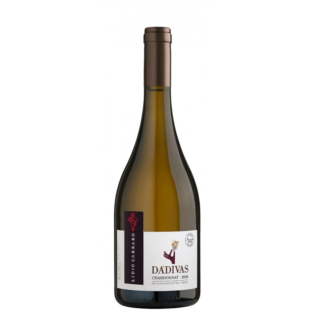 Vinho Lidio Carraro Dádivas Chardonnay