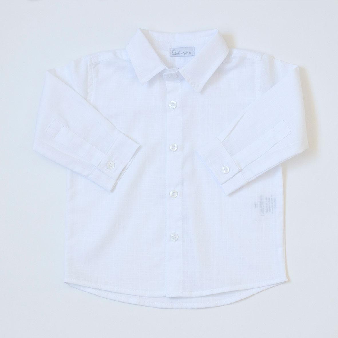 Camisa Infantil Branca