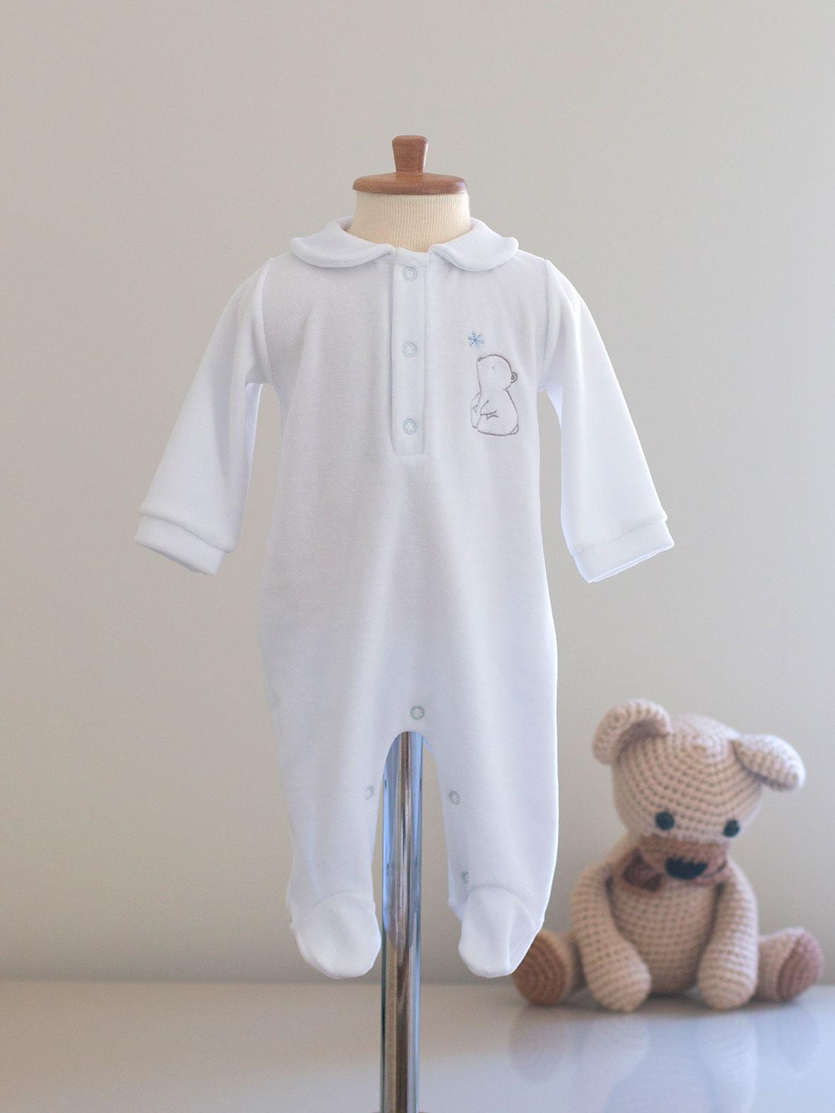 Macacão Urso Polar - Plush