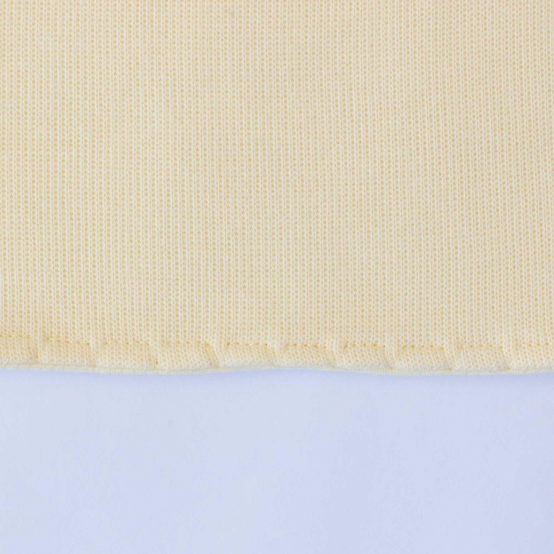 Manta Petit - Tricotil Amarela