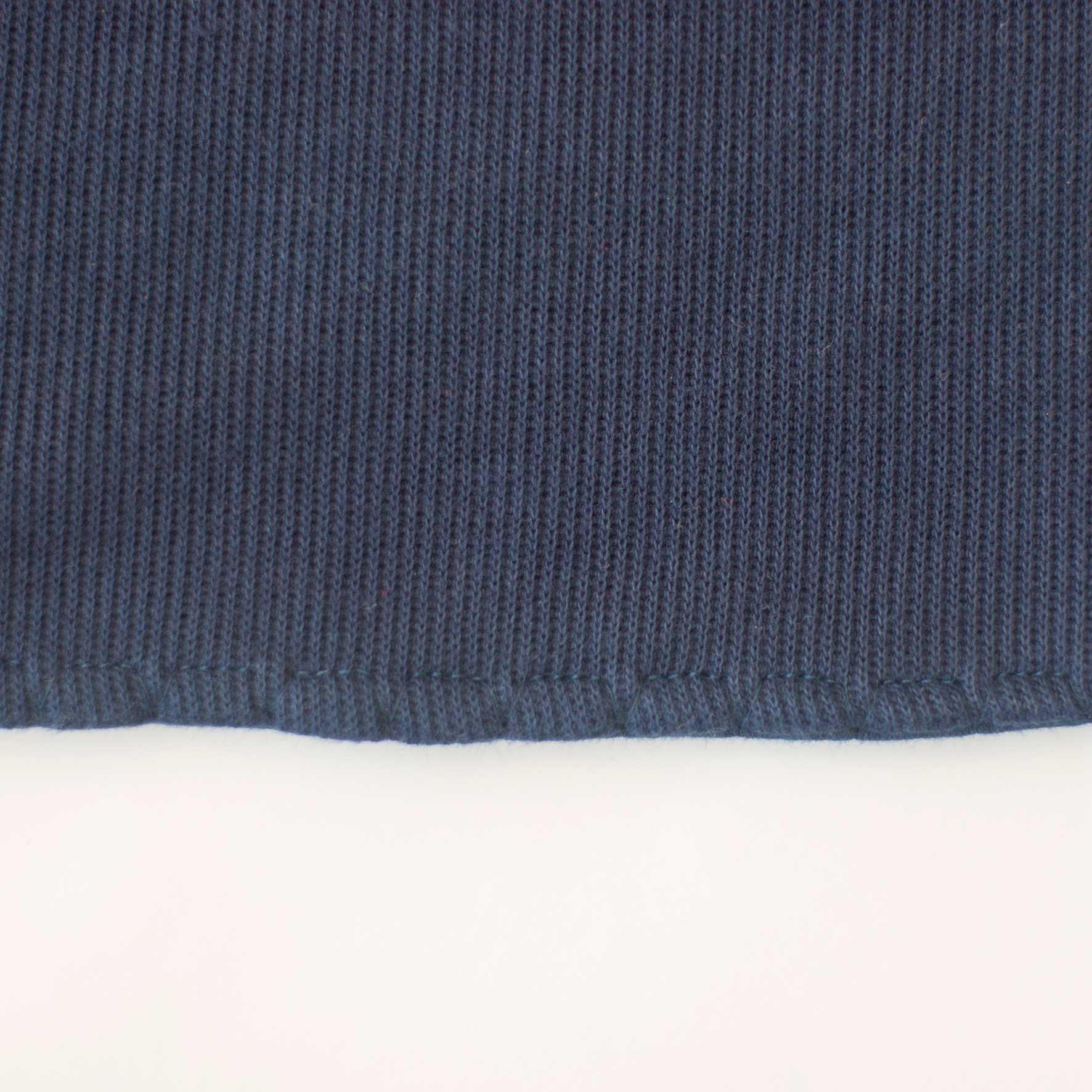 Manta Petit - Tricotil e Suedine Azul Marinho