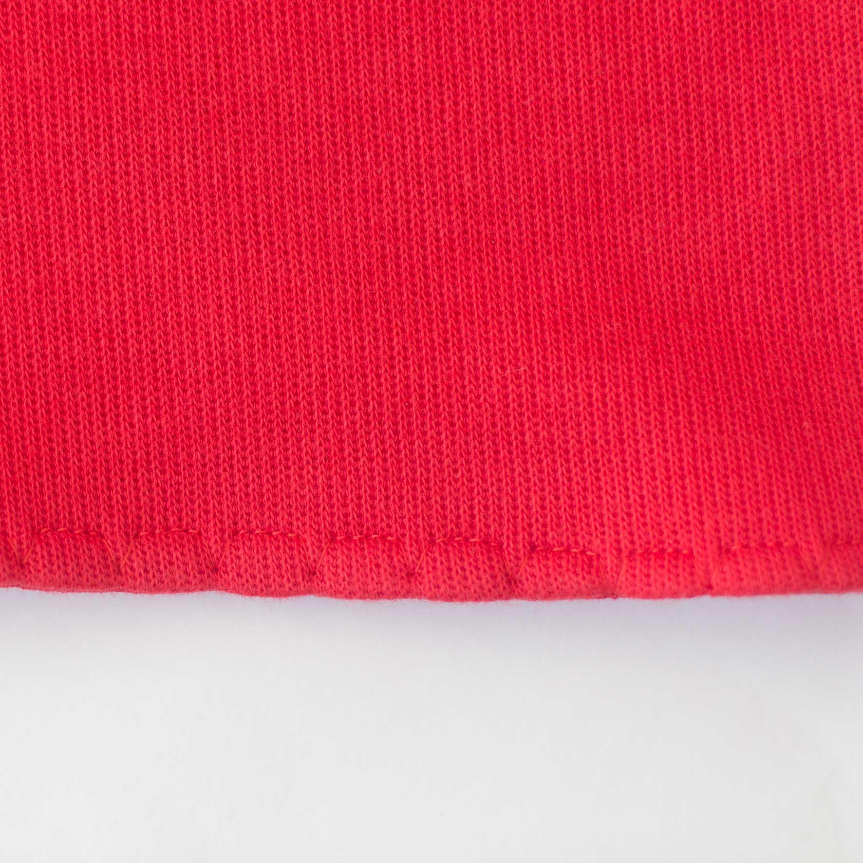 Manta Petit - Tricotil Vermelha