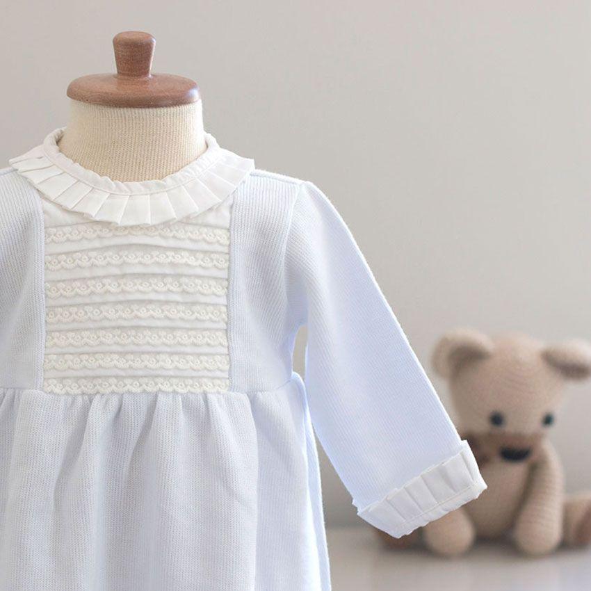 Vestido Algodão  - Tricotil
