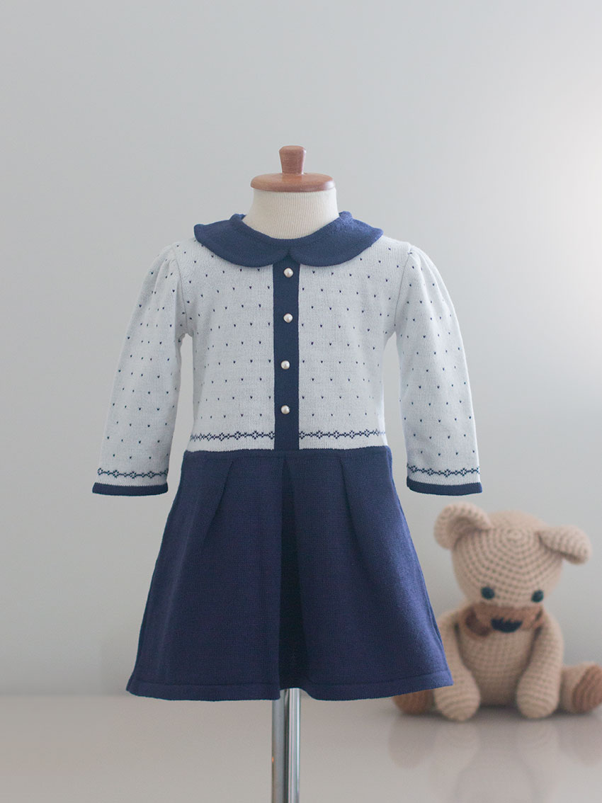 Vestido Manuela  - Tricô