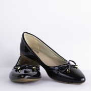 SAPATILHA PRETO ALMERIA SHOES 436008