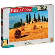 Quebra-Cabeça - Toscana Classic - 1000 Peças - Grow