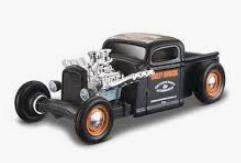 Chevy Pickup 1936 Harley-Davidson 1:64