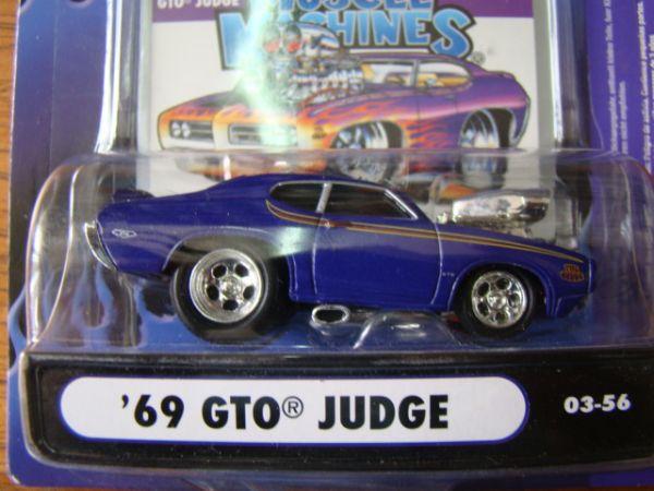 1969 GTO Judge - 165106 R1