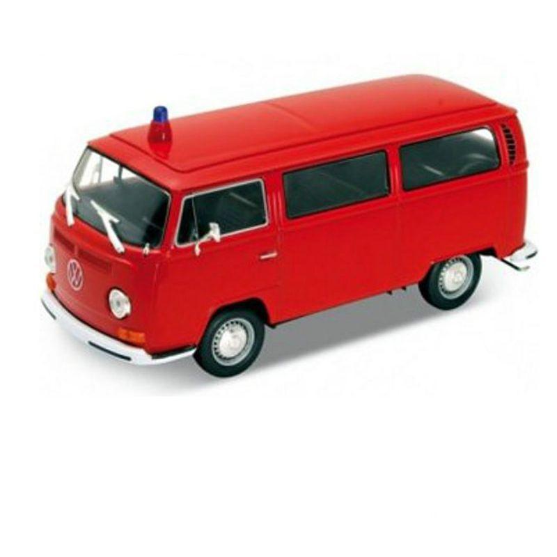 1972 Volkswagen Bus T2 - 323093