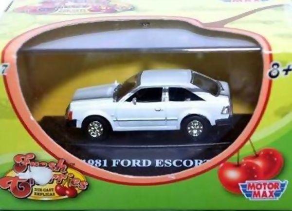 1981 Ford Escort - 345222