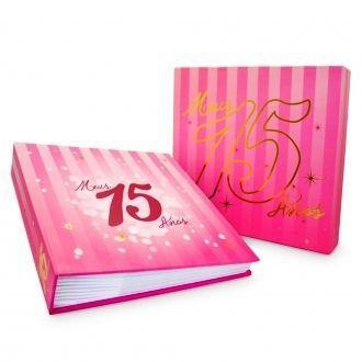 Álbum Box - 15 Anos - G8 325652