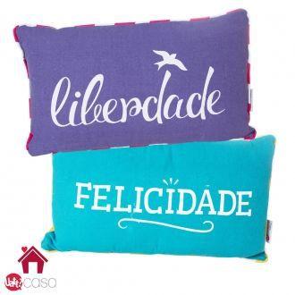 ALMOFADA DESEJOS LONGA - 341060