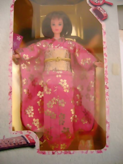 Barbie Happy New Year - G1 137802