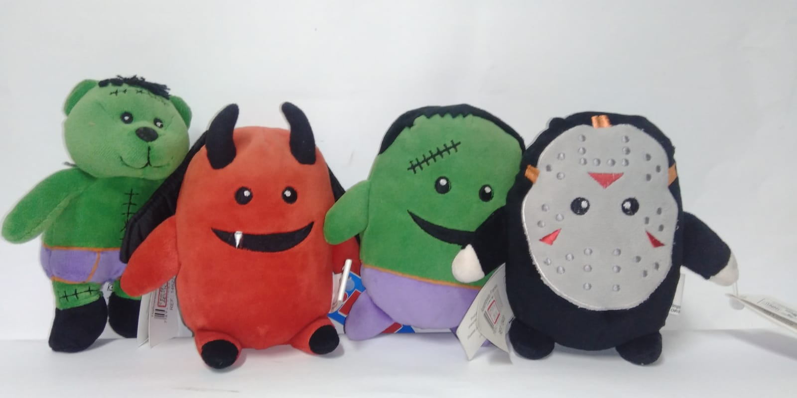 Boneco de Pelúcia Halloween