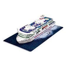Brittany Ferries 3D - 37 Peças B3  - 251930