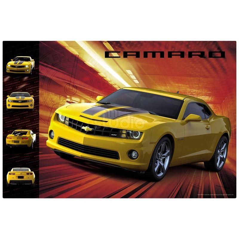 Camaro - 150 Peças B4 - 278073