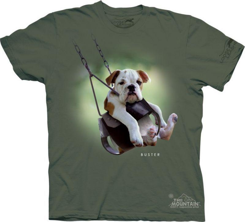 Camiseta The Mountain - Buster -  E1 301888