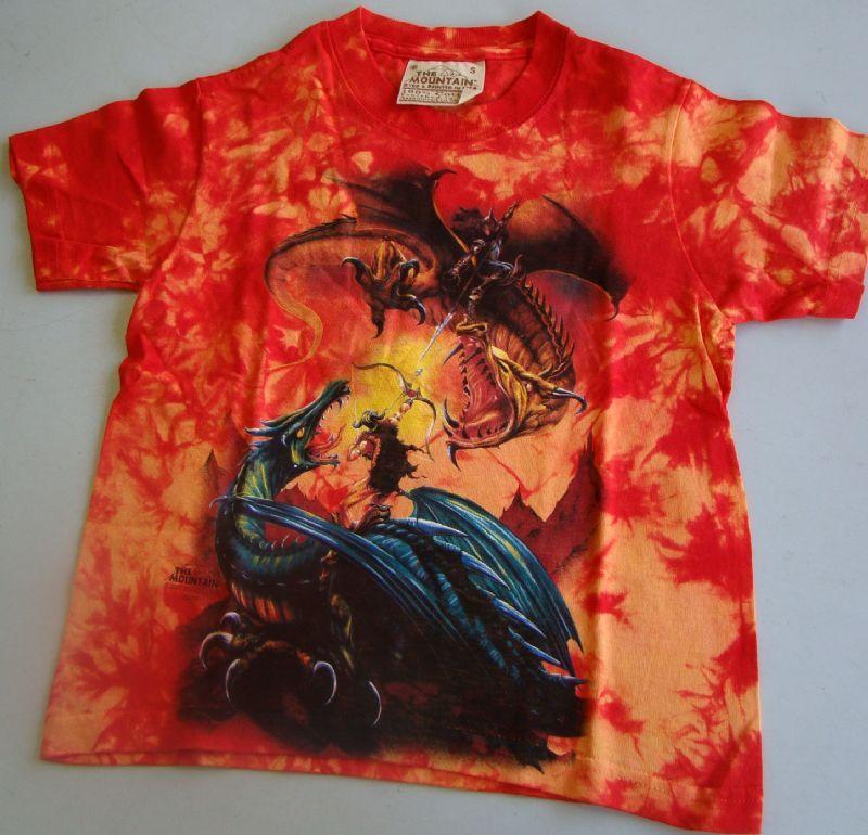Camiseta The  Mountain - Dragões - E1 302569