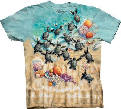 Camiseta The Mountain - Turtle Hatch -E1  301916