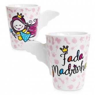 Caneca - Fada Madrinha - C5 3995