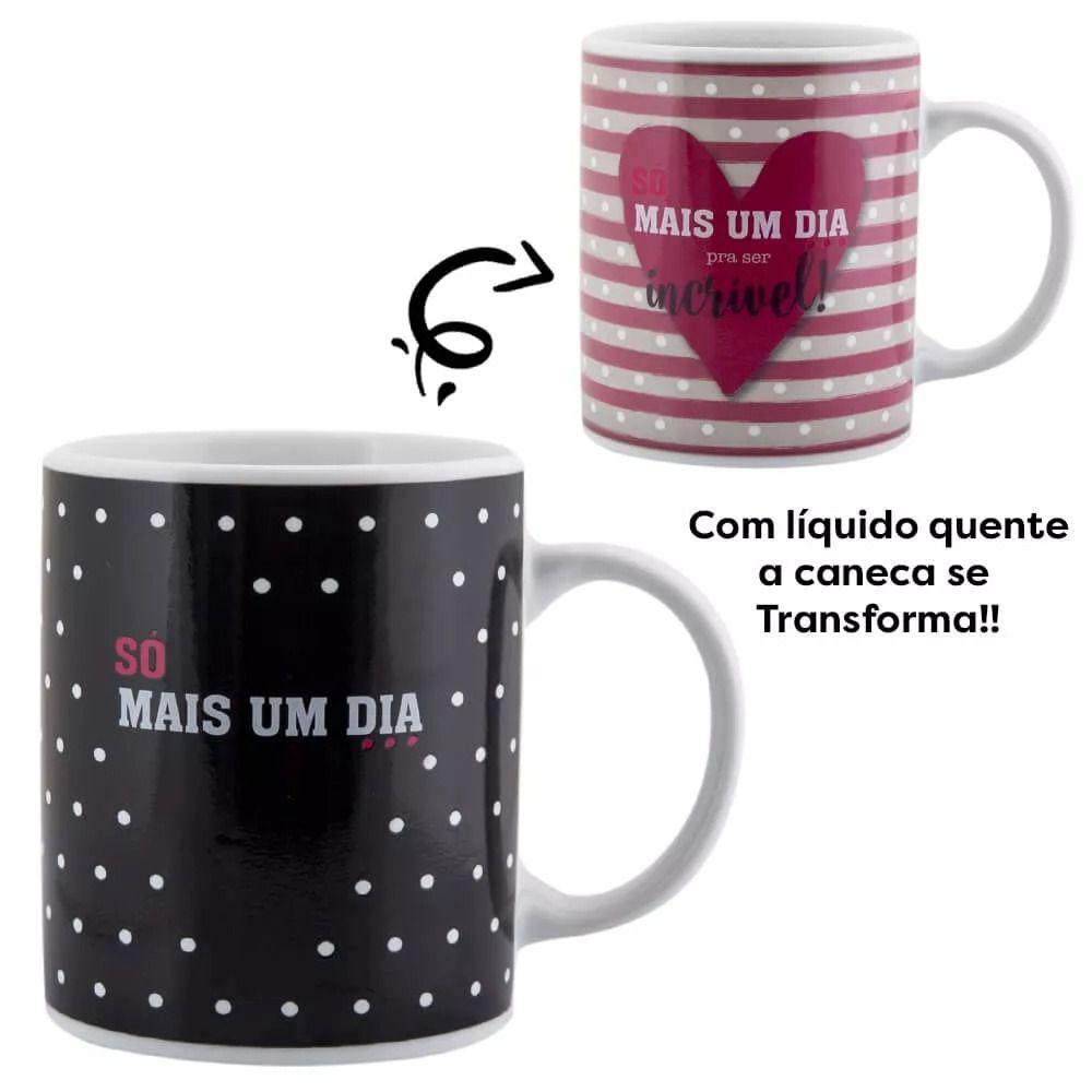 Caneca Termossensível - Boas Ideias - C3 368517