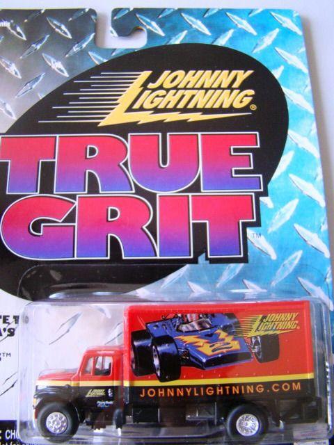 Johnny Lightning - Tribute to AmericaS Heavy HaulerS - 265788