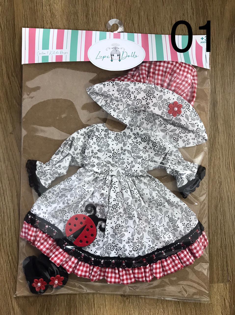 Roupa Lupi Dolls 1