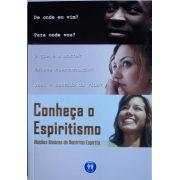 CONHEÇA O ESPIRITISMO - NOÇÕES BÁSICAS DE DOUTRINA ESPÍRITA