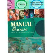 MANUAL DE APLICAÇÃO - ESCOLA DE EVANGELIZAÇÃO DE ADULTOS