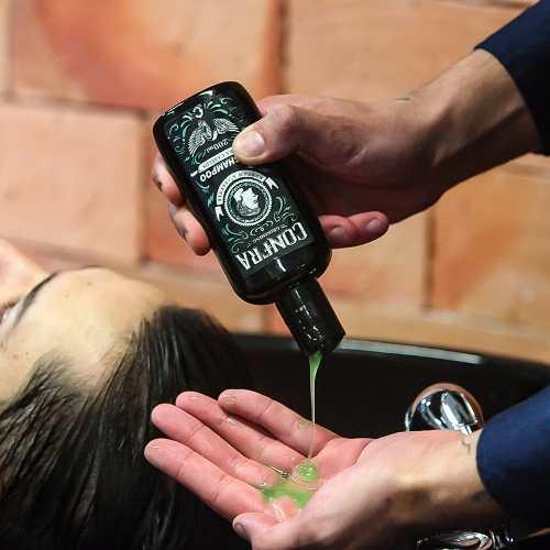 Kit Cabelos Completo (shampoo Cabelo + Pomada Seca + Pomada Úmida)
