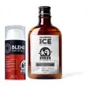 Blend Original + Shampoo Ice Barba De Respeito