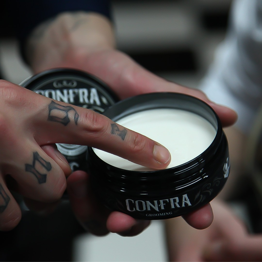 Balm Barba + Pomada Seca Confra