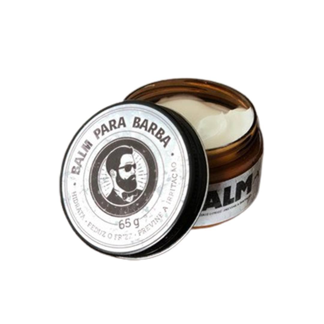 Balm Para Barba Original 65g - Barba De Respeito
