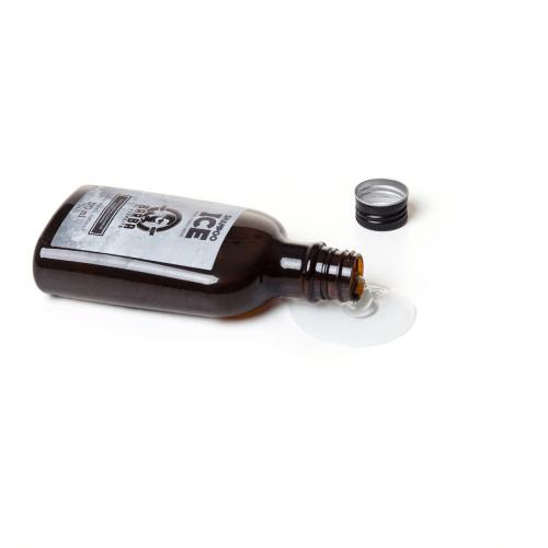Kit 2 Shampoo Ice Barba e Cabelo  170ml| Barba De Respeito