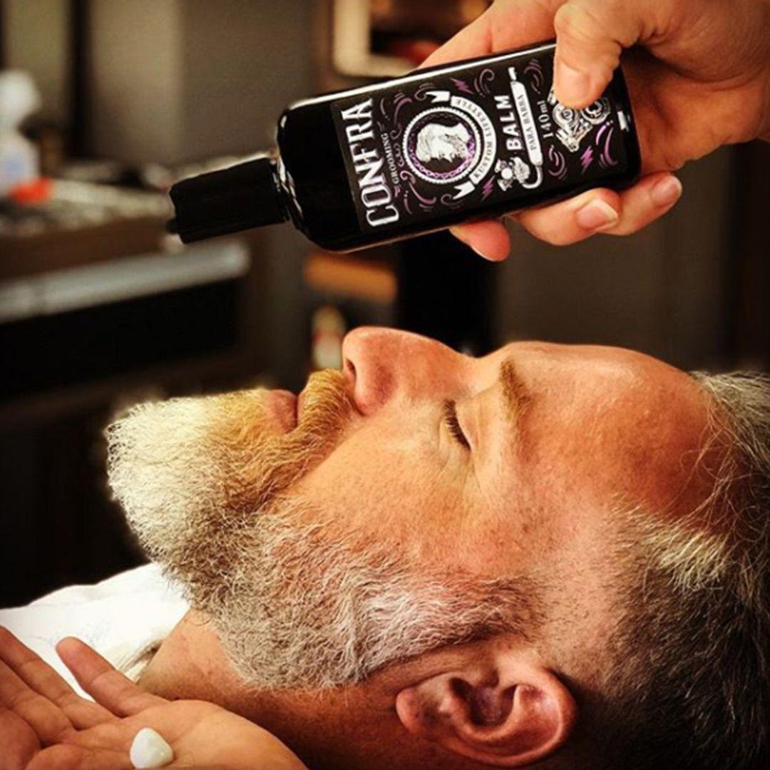Kit Barba Perfeita (Balm Barba + Óleo para barba + Shampoo de barba)