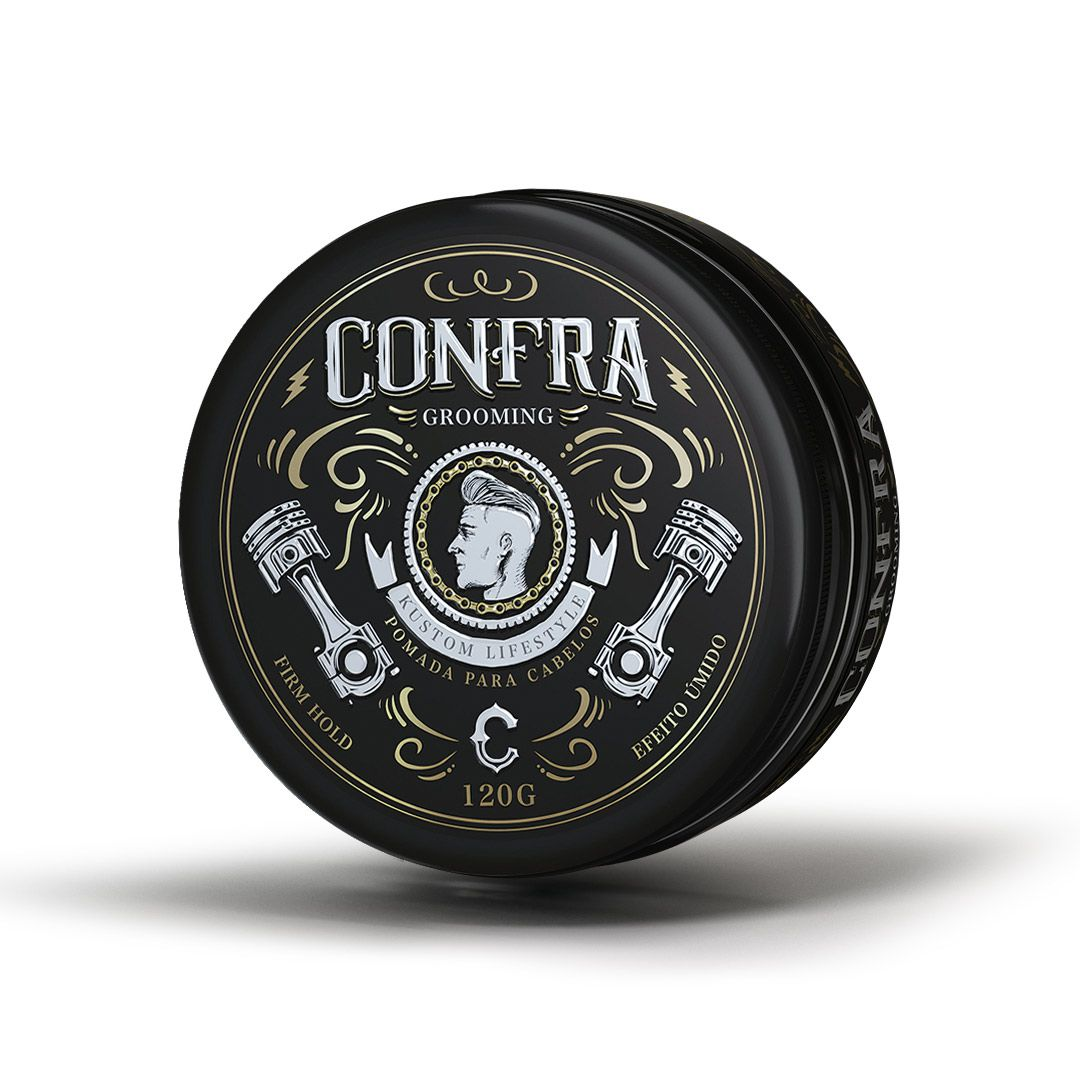 Kit Completo Confra Grooming - Cabelo e Barba