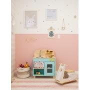 Kit Mini Cozinha e Geladeira + Motoneta