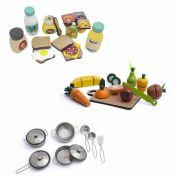Kit Pequenos Brinquedos (3 peças) | Ateliê Materno