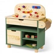 Mini Oficina - Verde F | Ateliê Materno