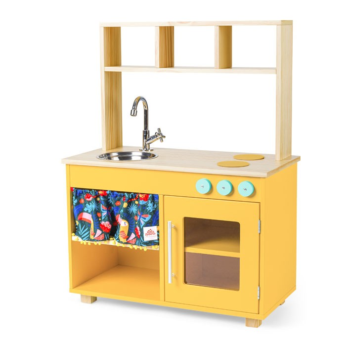 Cozinha Compacta Cora | Ateliê Materno
