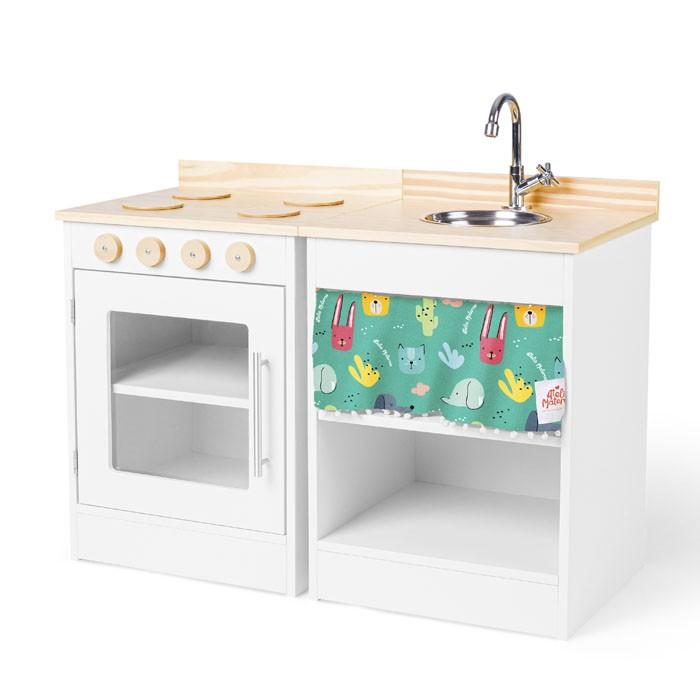 Cozinha Pia e Fogão Alice | Ateliê Materno